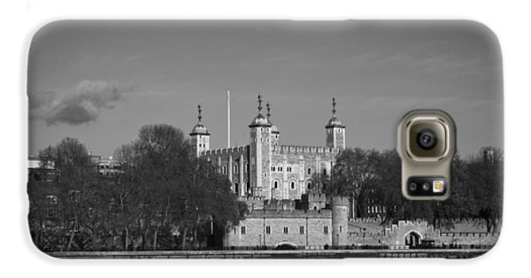 Tower Of London Riverside Galaxy S6 Case