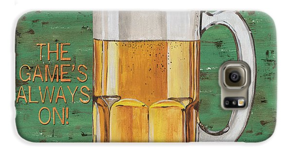 Township Saloon Galaxy S6 Case by Debbie DeWitt