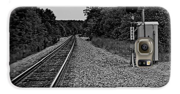 Tracks Galaxy S6 Case