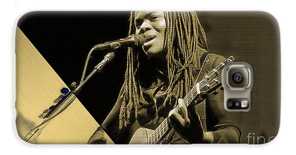 Tracy Chapman Collection Galaxy S6 Case by Marvin Blaine