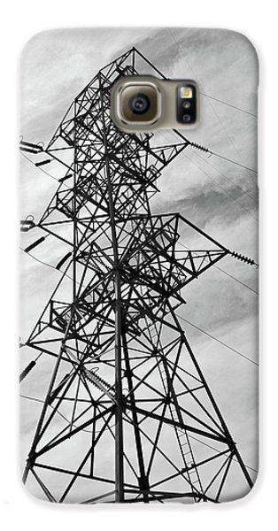 Transmission Tower No. 1-1 Galaxy S6 Case