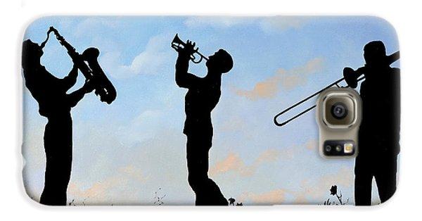 Trumpet Galaxy S6 Case - tre by Guido Borelli