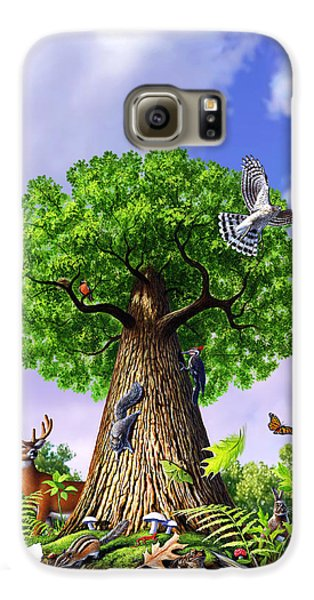 Tree Of Life Galaxy S6 Case