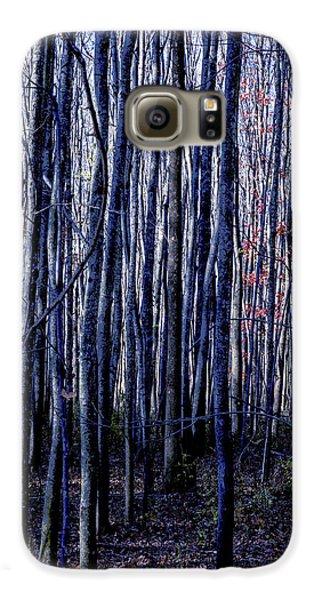 Treez Blue Galaxy S6 Case