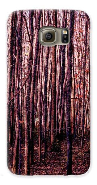 Treez Red Galaxy S6 Case