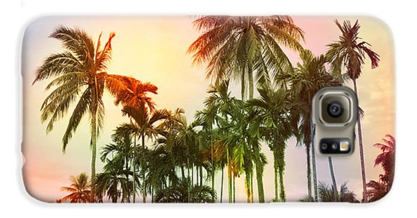 Tropical 11 Galaxy S6 Case by Mark Ashkenazi