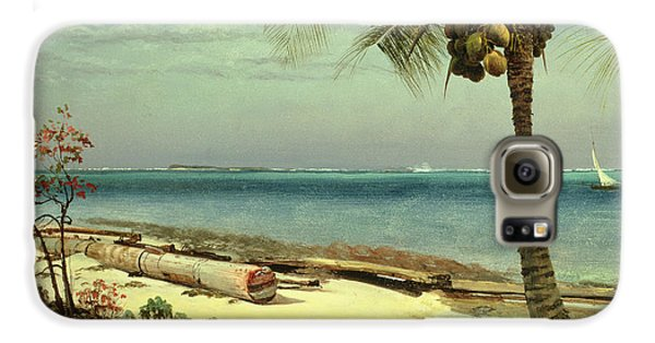 Tropical Coast Galaxy S6 Case