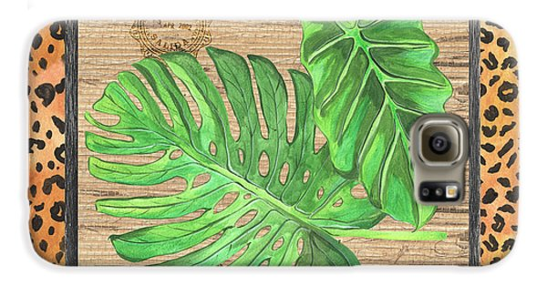 Tropical Palms 2 Galaxy S6 Case