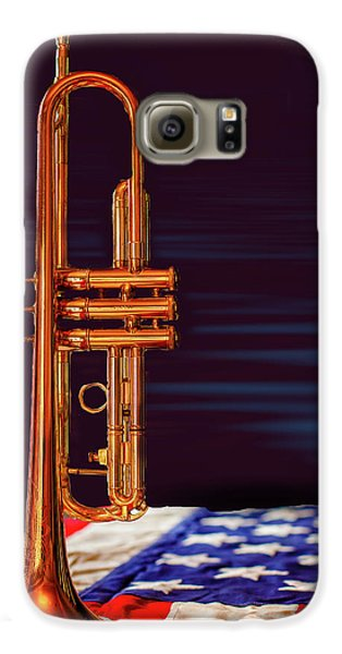 Trumpet-close Up Galaxy S6 Case