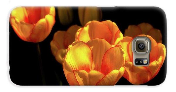 Tulip Festival Participants Galaxy S6 Case