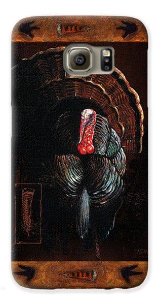Turkey Galaxy S6 Case - Turkey Lodge by JQ Licensing