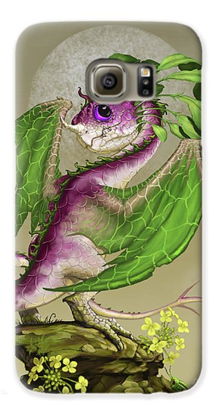 Turnip Dragon Galaxy S6 Case