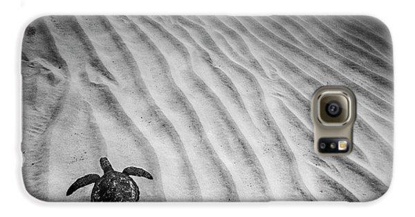 Turtle Ridge Galaxy S6 Case by Sean Davey