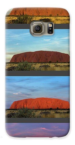 Uluru Sunset Galaxy S6 Case