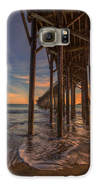 Under The Pier Galaxy S6 Case
