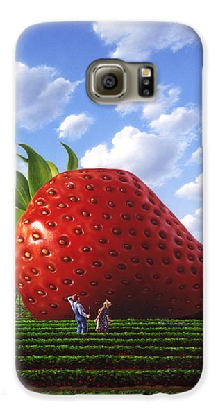 Food And Beverage Galaxy S6 Case - Unexpected Growth by Jerry LoFaro