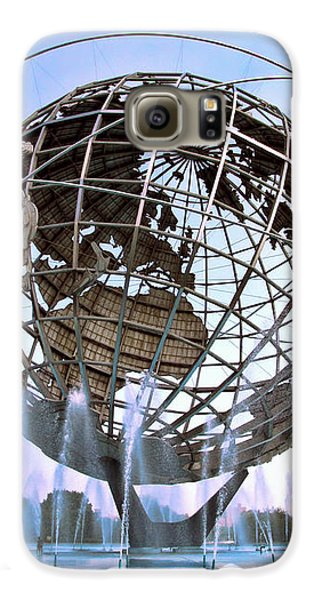 Unisphere With Fountains Galaxy S6 Case