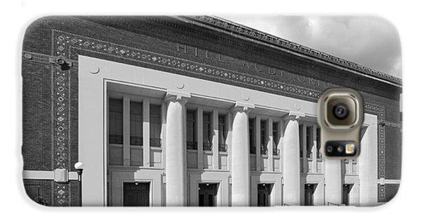 University Of Michigan Hill Auditorium Galaxy S6 Case by University Icons