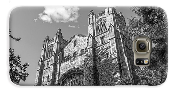 University Of Michigan Law Library Galaxy S6 Case by University Icons