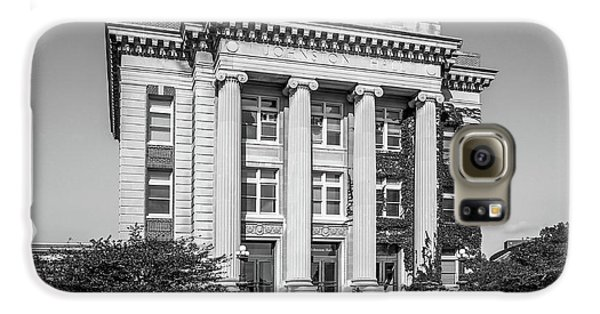 University Of Minnesota Johnston Hall Galaxy S6 Case by University Icons