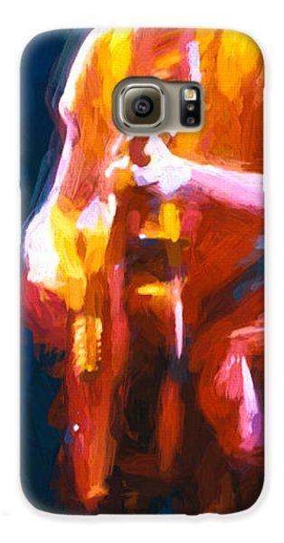 Unplugged Galaxy S6 Case by Bob Orsillo