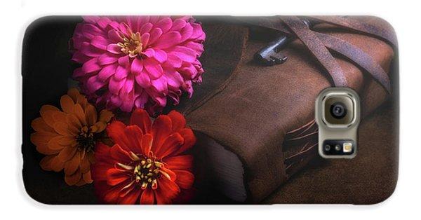 Daisy Galaxy S6 Case - Untold Secrets by Tom Mc Nemar
