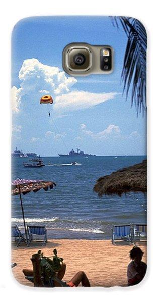 Us Navy Off Pattaya Galaxy S6 Case