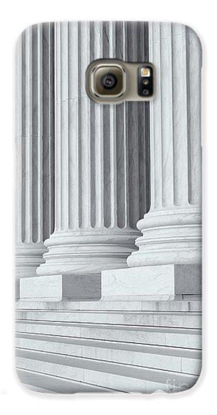 Us Supreme Court Building Iv Galaxy S6 Case