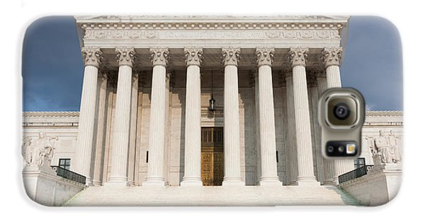 Us Supreme Court Building V Galaxy S6 Case