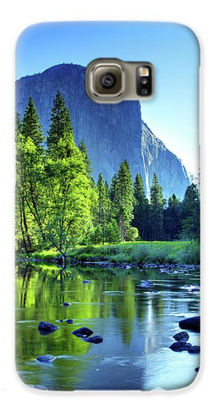 Valley View Morning Galaxy S6 Case