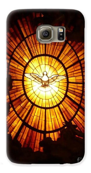 Vatican Window Galaxy S6 Case by Carol Groenen