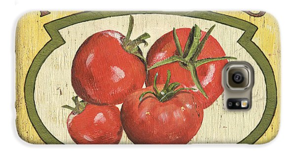 Veggie Seed Pack 3 Galaxy S6 Case by Debbie DeWitt