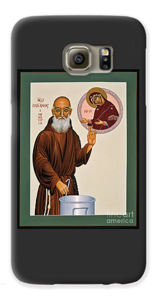 Venerable Fr. Solanus Casey The Healer 038 Galaxy S6 Case