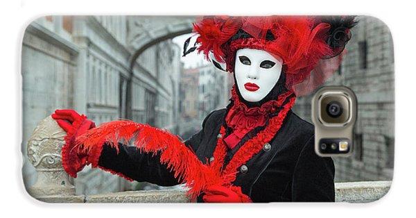 Venetian Lady At The Bridge Of Sighs Galaxy S6 Case