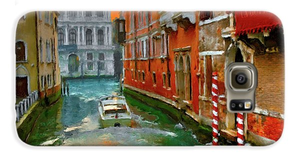 Venezia. Ca'gottardi Galaxy S6 Case
