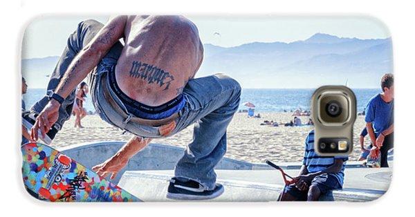 Venice Beach Skater Galaxy S6 Case