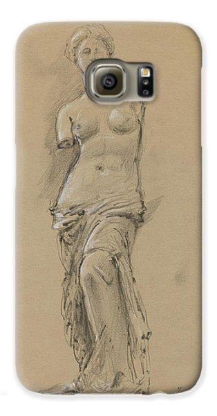 Venus De Milo Galaxy S6 Case by Juan Bosco