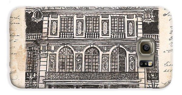 Castle Galaxy S6 Case - Versailles by Debbie DeWitt