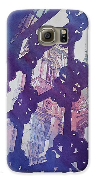 View From The Cloister Galaxy S6 Case