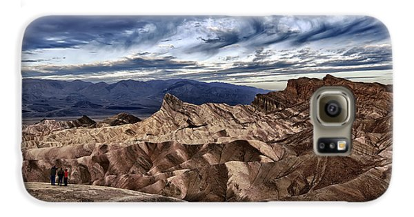 View From Zabriskie Point  Galaxy S6 Case