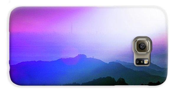 View Point Galaxy S6 Case by Tatsuya Atarashi