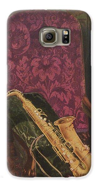 Vintage Poster Galaxy S6 Case