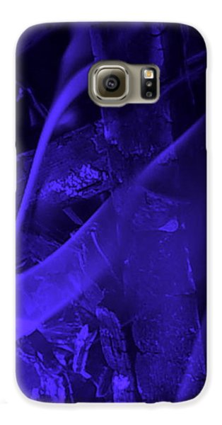 Galaxy S6 Case - Violet Shine I by Orphelia Aristal