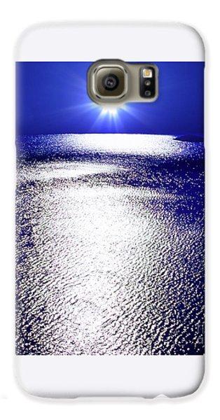 Virtual Sea Galaxy S6 Case