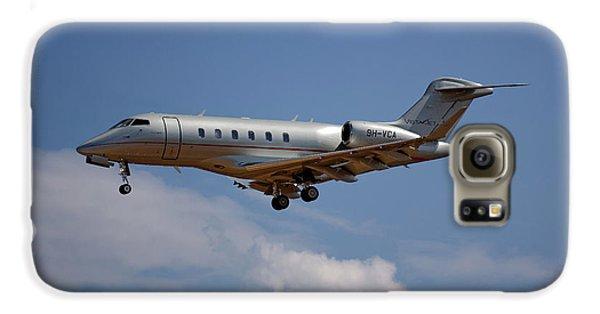 Jet Galaxy S6 Case - Vista Jet Bombardier Challenger 300 4 by Smart Aviation