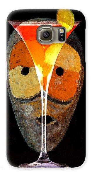 Voodoo Galaxy S6 Case - Voodoo Martini by David Lee Thompson