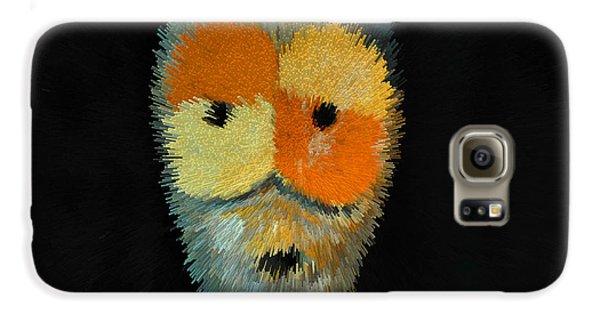 Voodoo Galaxy S6 Case - Voodoo Mask by David Lee Thompson