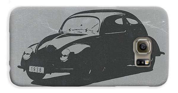 Beetle Galaxy S6 Case - Vw Beetle by Naxart Studio