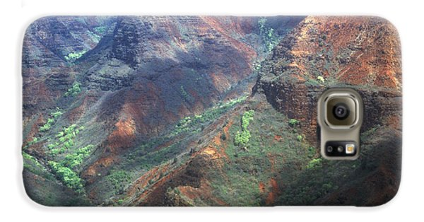 Waimea Canyon Galaxy S6 Case