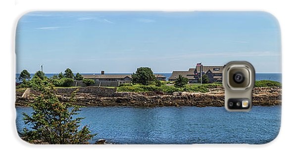 Walkers Point Kennebunkport Maine Galaxy S6 Case by Brian MacLean